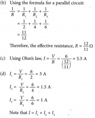 How do you calculate the total resistance of a