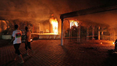 Benghazi attack resulted from US 'allowing arms deliveries' to militants | Saif al Islam | Scoop.it