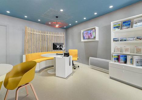 Thomas Cook réinvente l'agence de voyage avec Brio   Retail Design Review   Scoop.it