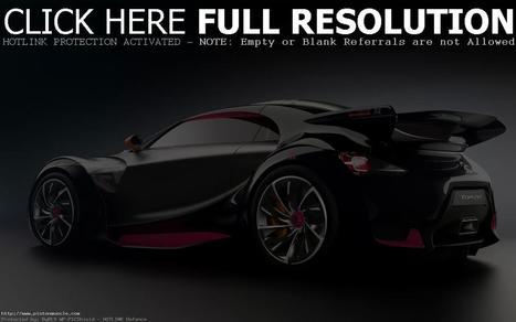 Citroen Survolt Concept Car Wallpapers,Backgrounds, Photos .