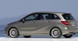 Mercedes B Class | Mercedes B Class Specifications and Features | Mercedes-Benz B-class in India | Cars | Mobiles | Coupons | Travel | IPL | Scoop.it