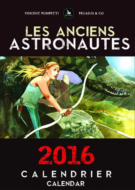 Calendrier 2016 encore disponible !   Bande dessinée et illustrations   Scoop.it