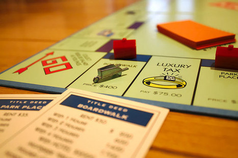 50 Mind-Boggling Facts About Your Favorite Board Games | Interesting - fun facts and more | Scoop.it