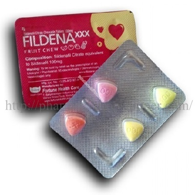 sildenafil citrate chewable tablets 100mg