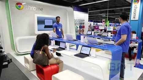 Des boutiques Google pour vendre les Chromebooks   Actualité   Locita   SocialWebBusiness   Scoop.it