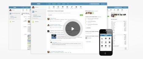 Le réseau social d'entreprise pour communiquer plus efficacement en entreprise | Passionate about Social Media, Web 2.0, Employer and Personal Branding | Scoop.it