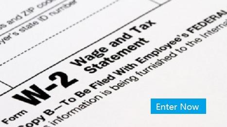 w2 form get online  Get W13 Wage & Tax Statement Forms Online | ...