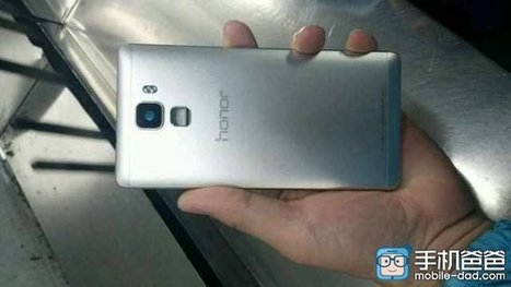 Huawei Honor 7 will be launched with 4GB RAM and 13MP cam? - HandyTechPlus | Smartphones and Tablets News Reviews | Scoop.it