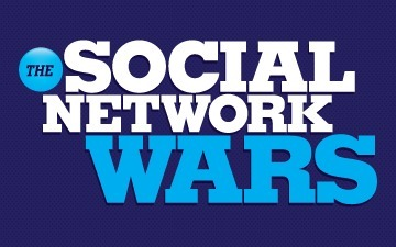 Social Network Wars: How The Five Major Platforms Stack Up | visualizing social media | Scoop.it