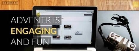 Adventr, para crear una historia interactiva en vídeo | TIC, educación y demás temas | Scoop.it