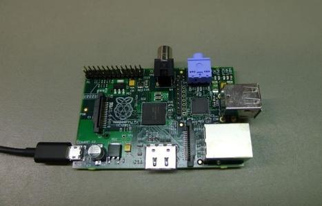 Raspberry Pi manufacturing comes home as production shifts to UK | Raspberry Pi | Scoop.it