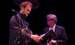 Chris Thile: Radiohead would be 'dream guest' on A Prairie Home Companion | Acoustic Guitars and Bluegrass | Scoop.it