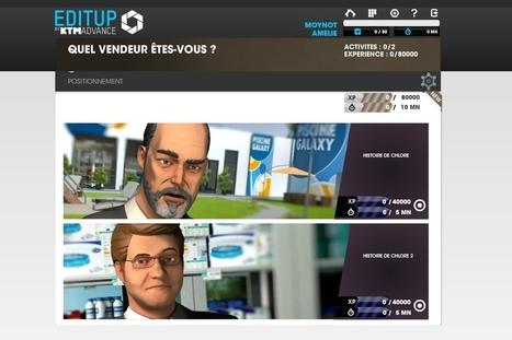 Serious game : KTM Advance fait réviser aux commerciaux leurs techniques de vente | Elearning & Serious Game | Scoop.it