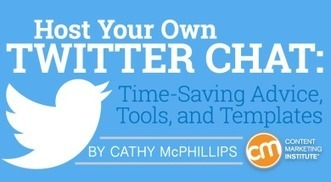 Host Your Own Twitter Chat: Time-Saving Advice, Tools, and Templates | Social Media Marketing Superstars | Scoop.it