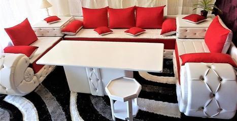Vente salon marocain contemporain 2019 en ligne...