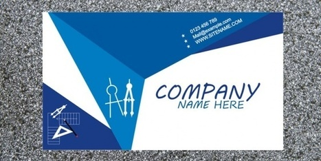 Business card templates cdr free download fre visiting card of architect cdr file free download aca005 free business card templates scoop reheart Images