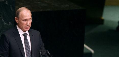 Vladimir Putin's Fierce Bark Isn't Backed Up by Russia's Feeble Economic Bite | Upsetment | Scoop.it