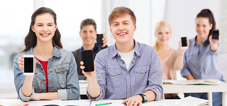 Mobile in and Out of the Classroom -- Campus Technology   Mobile Learning in Higher Education   Scoop.it