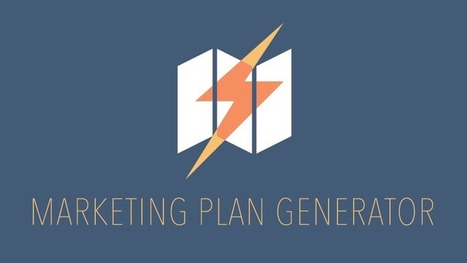 Marketing Plan Template Generator | Business and Marketing | Scoop.it