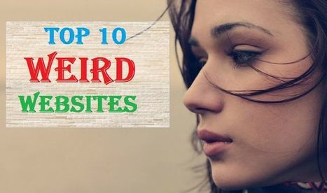 10 weird websites