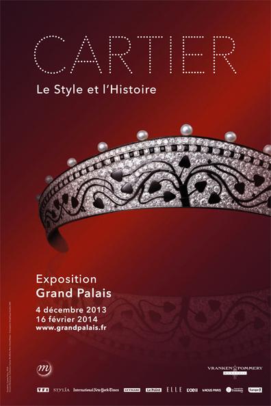 Grand Palais - Cartier : Le style et l'histoire - du 4 décembre au 16 février 2014 | Les expositions | Scoop.it