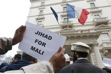 British Islamists During Protest: Islam Will Dominate France - Arutz Sheva | The Indigenous Uprising of the British Isles | Scoop.it