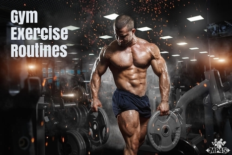 Choosing The Best Gym Workout Programs For Men