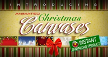 All New Animated Christmas Canvases from Digital Juice - BroadcastNewsroom | Machinimania | Scoop.it