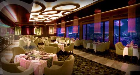 Remarkable Sampan Restaurant In South Delhi Fine Dinin Interior Design Ideas Pimpapslepicentreinfo