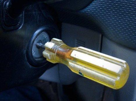 Using a screwdriver to start your car   Bazaar   Scoop.it
