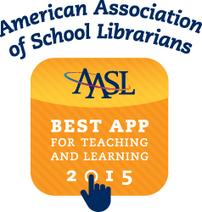 2015 AASL Best Apps and Best Websites revealed! — @joycevalenza NeverEndingSearch | Education | Scoop.it