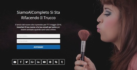 Restyling SiamoAlCompleto | Siamo Al Completo Magazine | Scoop.it
