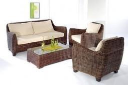 Mettre des meubles asiatiques en rotin dans son salon? | Meubles en rotin | Scoop.it