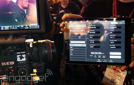 Red adds wireless camera control module, software development kit | Software Development Services | Scoop.it