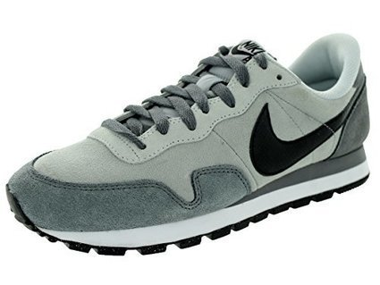 a53cee97c1 Nike Men's Air Pegasus 83 Ltr Wolf Grey/Black/Drk Gry/Cl Gry Running Shoe  10.5 Men US