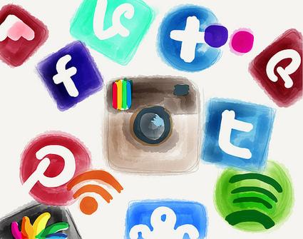 Etude : quels réseaux sociaux pour les bibliothèques ? | bibliotheques, de l'air | Scoop.it