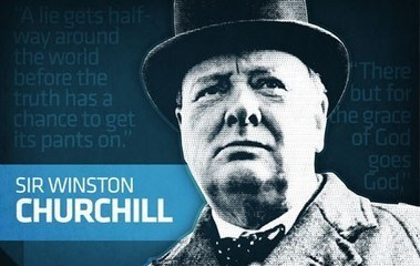 Churchill and the Power of Words — The American Magazine | News Insights | Scoop.it
