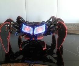 DIY handmade Hexapod with arduino (Hexdrake) | Arduino in the Classroom | Scoop.it
