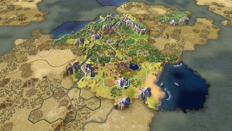 Playing with History in 'Civilization' : What Sid Meier's Video Game Empire Got Right and wrong | Gentlemachines | Scoop.it