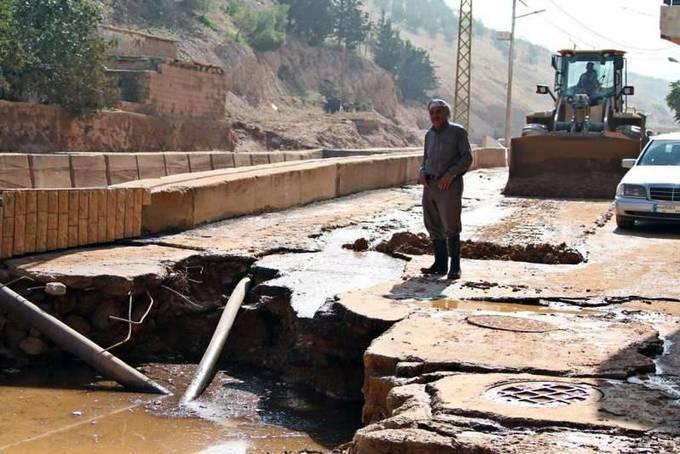 Inondations dans la Békaa: les agriculteurs veulent être indemnisés - Philippe HAGE BOUTROS