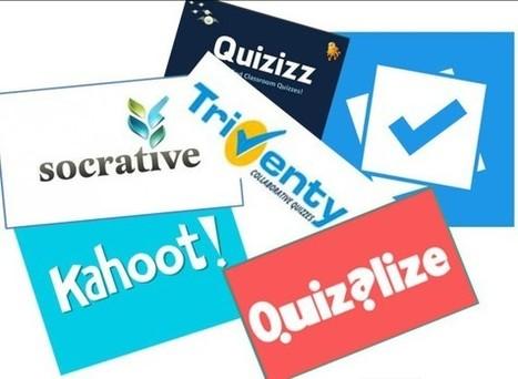 Сравнительная характеристика онлайн конструкторов тестов и викторин | Дидактор | m-learning (UkrEl11) | Scoop.it