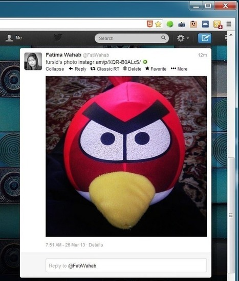 10 Great Chrome Extensions For Twitter | BestChromeExtensions | Scoop.it