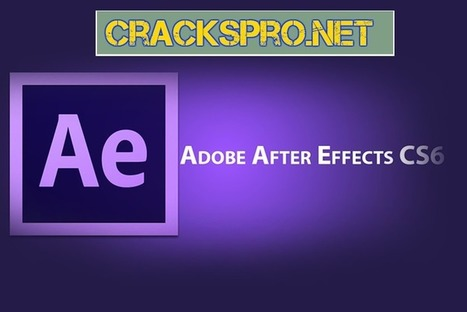 adobe after effects cs6 free download full version crack