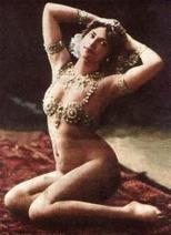 15 octobre 1917 mort de Mata Hari | Racines de l'Art | Scoop.it