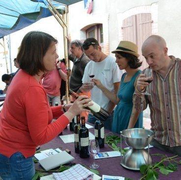 A J-2 de la troisième foire aux vins naturels - ladepeche.fr | Vins nature, Vin de plaisir | Scoop.it