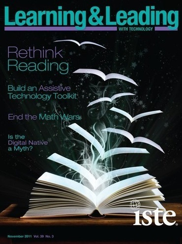 Learning and Leading - November 2011 - Page Cover | Leadership, Trust and e-Learning | Scoop.it