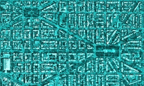 Can you identify these world cities from their street plans alone? | Geography Education | Scoop.it