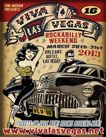 Viva Las Vegas: home | All About Vintage | Scoop.it