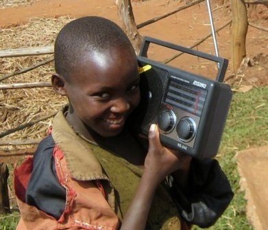 La radio, média chouchou des Africains | Actualités Afrique | Scoop.it