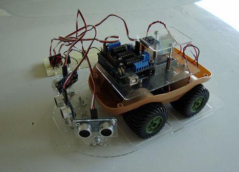 Maze Solving Robot | Selection arduino et Raspb